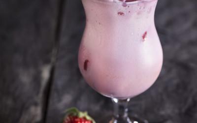 Dairy Free Strawberry Ice Cream